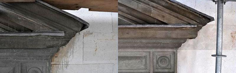 Banca d 39 italia palazzo della sede di firenze - Restauro immobili ...