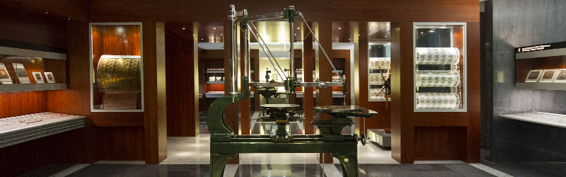 Bank of Italy - The Banknote Museum